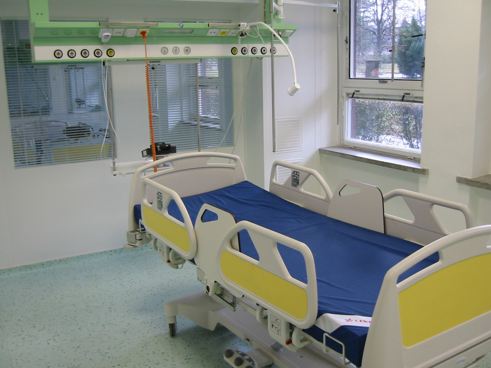 configuration and inspection of hospital systems