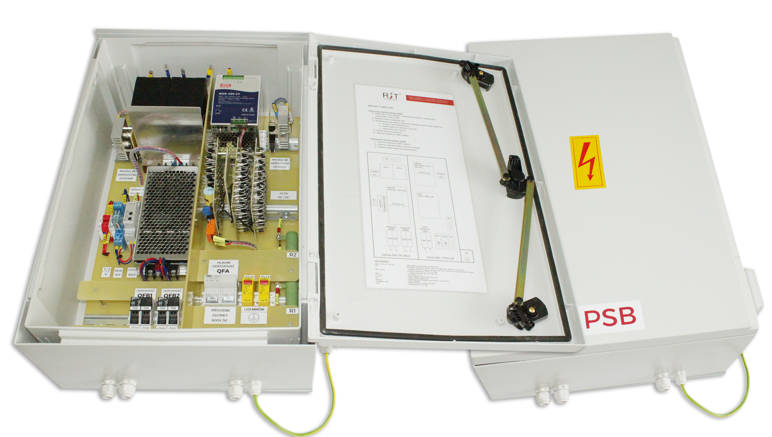 PSB - traction system power source