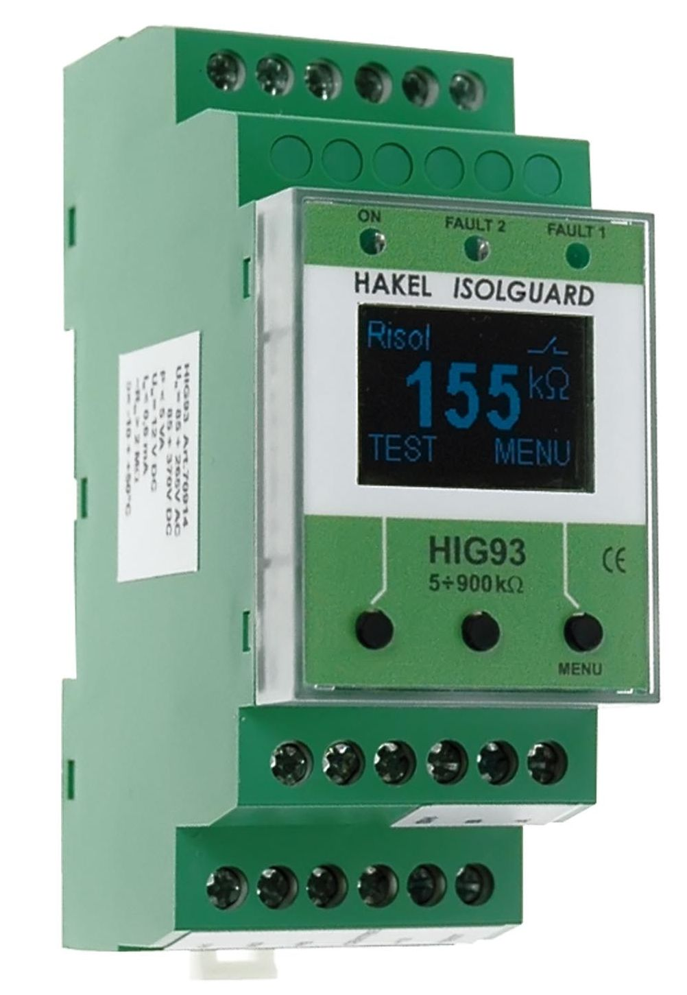 HIG - insulation monitoring device