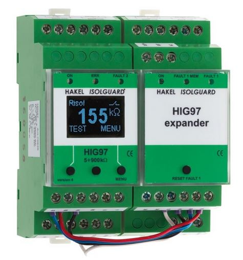 HIG97 - insulation monitoring device